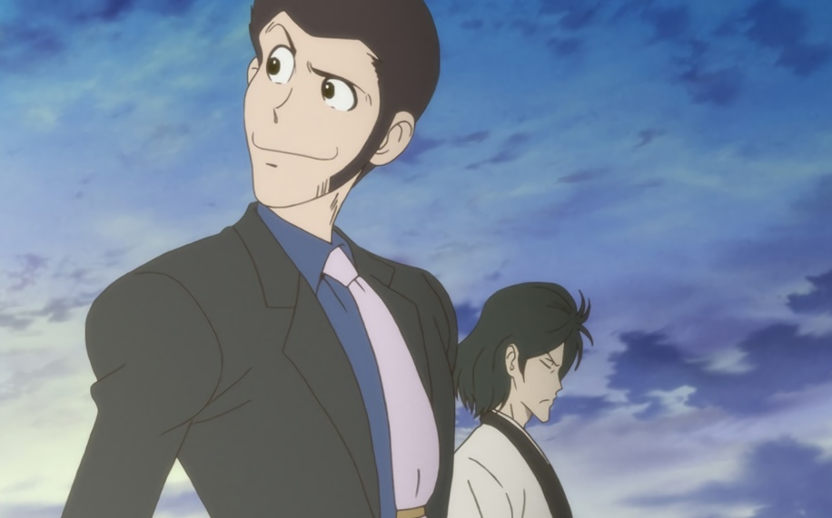 Люпен III: Прощай, партнёр / Lupin III: Goodbye Partner / Lupin Sansei: Goodbye Partner
